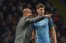 Guardiola available to call or text '24 hours a day' during World Cup for Stones