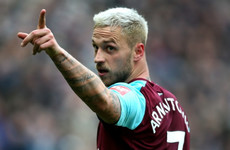 'I have a contract at West Ham' - Arnautovic ignoring Man Utd rumours