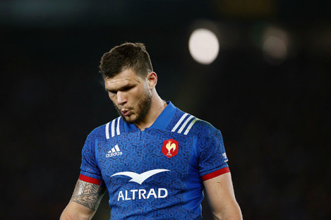 French winger Grosso.