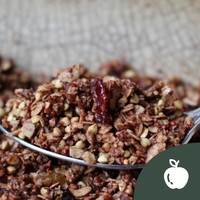 A homemade granola recipe guaranteed to kick start your day