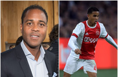 'Now is not the time:' Patrick Kluivert says son is not ready for Barcelona move