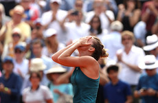 World number one Halep battles back to claim elusive first Grand Slam