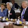 Bullish Trump issues warning at G7 summit, says US would win trade war '1,000 times'