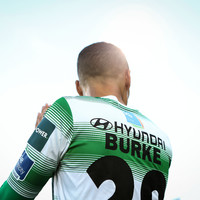Brilliant Burke's brace helps Rovers batter Bray