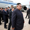 'One-time shot': Kim and Trump arrive in Singapore for high stakes meeting