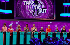 Last night's Take Me Out only featured people over 50 and everyone thinks it should stay that way