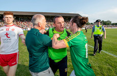 Meath boss fury - 'I've just seen it on the cameras, there was a blatant penalty'