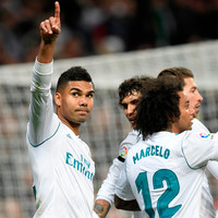 'Casemiro is one of the best, if not the best in the defensive midfield position'