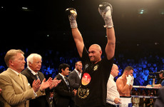 'I could have knocked him out in the first round but what good would that have done me?'
