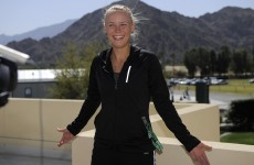Oh Caroline: Wozniacki records charity single