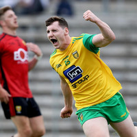 14-man Donegal cruise to victory against Down to book Ulster final spot