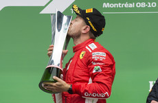 Canadian Grand Prix sees Vettel earn 50th career win to go top in title race