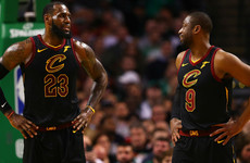 LeBron's decision will be a 'lifestyle thing', says Dwayne Wade