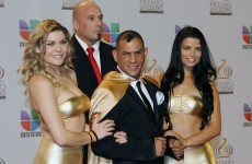 Boxer Hector Camacho charged with child-abuse