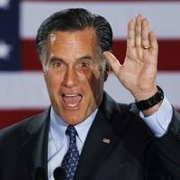 Romney sweeps three more primaries in US presidential race