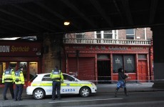 Pedestrian killed by car in Dublin city centre