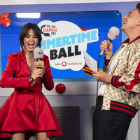 Camila Cabello's impression of Niall Horan is a bit ropey to say the least