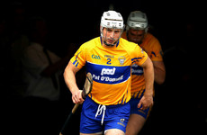 'He was probably looking down at us today, he was just a massive hurling man' - tribute from Clare captain