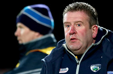 'I have decided not to seek another term' - Laois searching for new hurling boss as Kelly departs