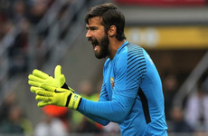 Roma goalkeeper wants future resolved before World Cup amid reports of €65 million Liverpool bid