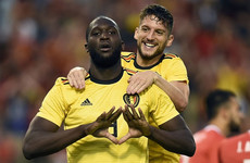 Lukaku stars with two goals and an assist as Belgium cruise to pre-World Cup friendly win
