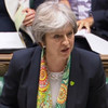 Theresa May faces a series of crucial Brexit votes today in her own parliament
