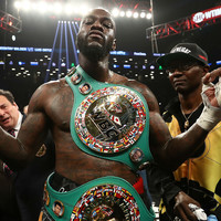 Deontay Wilder says he's agreed to Anthony Joshua fight in Britain