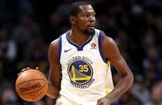 Warriors to offer Durant 'whatever he wants' to keep NBA champions together