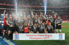 No breaks in next year's Super Rugby season due to World Cup