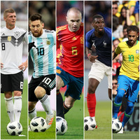 Poll: Who do you think will win the 2018 World Cup?