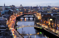 The EPA says the air quality in Dublin is fine - despite warnings that it was 'hazardous'