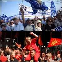 Macedonia agrees to change its name, ending decades-long dispute with Greece