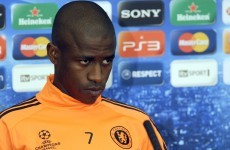 Di Matteo's the main man, insists Chelsea midfielder Ramires