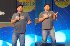 Garth Brooks just promised a fan from Tyrone that he's going to return to Croke Park