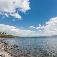 Shrinking Sea of Galilee set for top-up after lowest water levels in 100 years reported