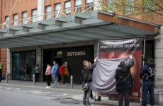 Rotunda Hospital warns patients about graphic abortion posters outside