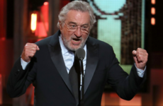 President Trump thinks Robert De Niro has had 'too many shots to the head'