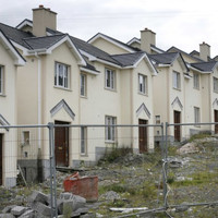 Only six unfinished housing estates remain in Nama