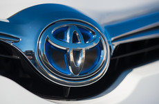 Toyota recalls nearly 2,000 cars due to potential airbag fault