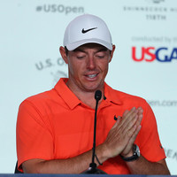McIlroy feeling right at home at Shinnecock Hills as he bids to end Major drought