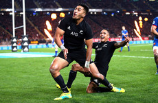 All Blacks coach Hansen names team for France rematch