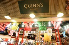 Pint in Quinn's? Sunderland rename stadium bar to honour Big Niall