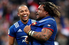 Back row revamp as France make five changes for All Blacks revenge mission