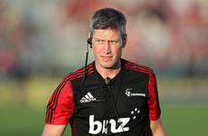 Ronan O'Gara extends his Crusaders contract for 2019 Super Rugby season