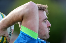Schmidt backs 'good scrummaging hooker' Scannell, with Cronin missing out