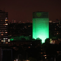 One year on, the horrific Grenfell Tower fire still haunts the London community