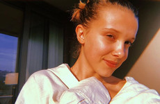 Millie Bobby Brown deleted her Twitter after being turned into a homophobic meme