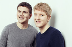 The Collison brothers' Stripe is bulking up its Dublin office to get closer to Europe