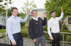 '42 years without missing a day of school': Three Wicklow brothers break record