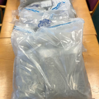 Four people arrested as stun guns and drugs worth �560k seized in two separate operations